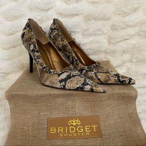 Lightly used Bridget Shuster Heels